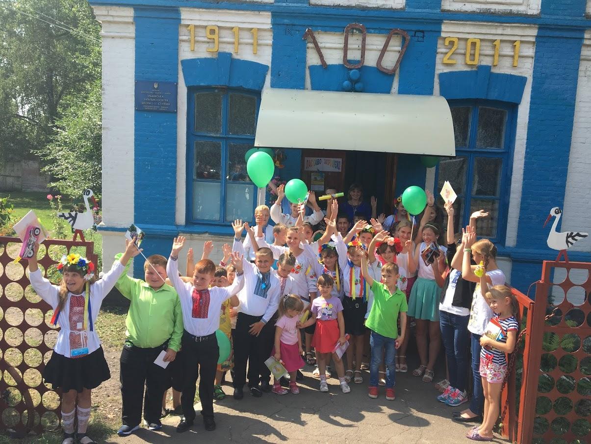 """Ільмівській школі — бути: безкоштовні харчування та довіз для дітей від """"Грано Груп"""""""