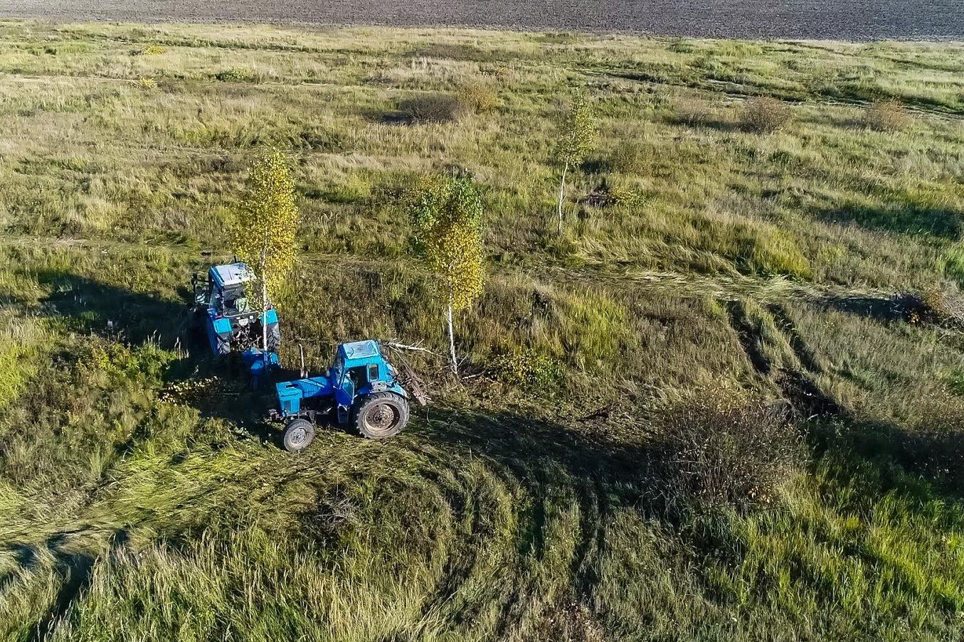 Парк техніки «Грано Груп» поповнився тракторами
