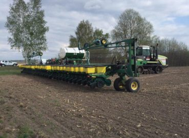 Агрономічна служба «Грано Груп» звітує про повну готовність до весняної посівної.