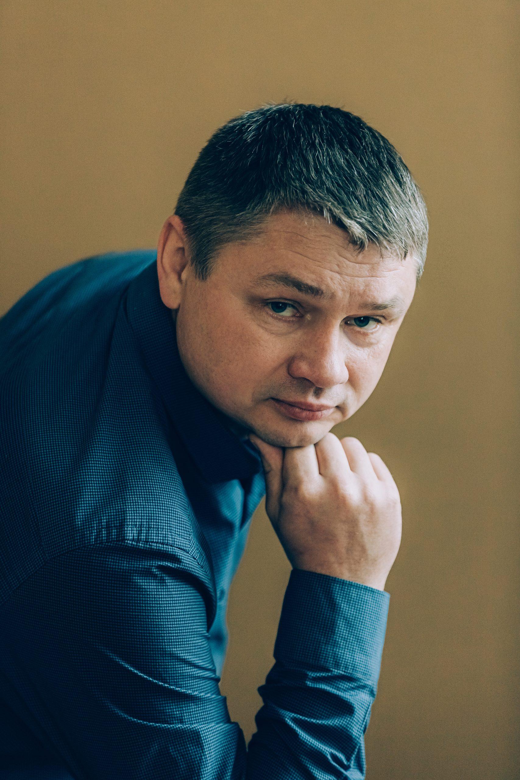 Сергій Валентинович Лаврентьєв